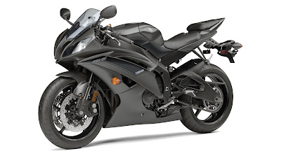 2016 Yamaha YZF-R6 black Hd Picture