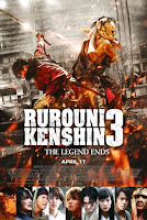 Rurouni Kenshin The Legend Ends 2014 720p Japanese BRRip Download