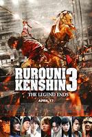 Rurouni Kenshin The Legend Ends 2014 720p Japanese BRRip Download
