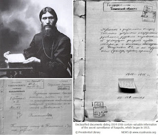 Informe Rasputín