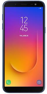 Samsung Galaxy J6 (Blue, 4GB RAM, 64GB Storage)