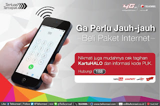 Inject Kuota Telkomsel Murah 8GB 12GB 15GB 25GB 30GB 35GB