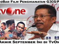"""Simpatisan PKI Bergerak, TVone Terancam Batalkan """"Nobar"""" Film G30S/PKI"""