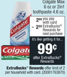 Colgate Max Toothpaste