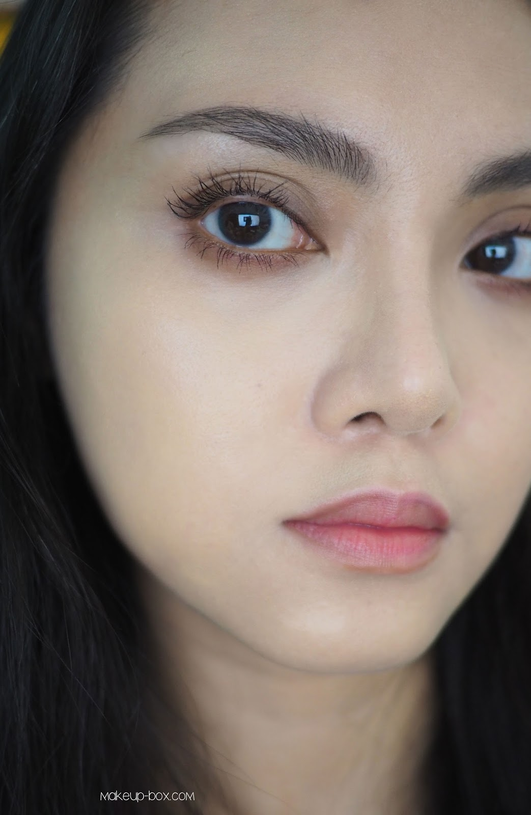 The Makeup Box: Shu Uemura Petal Skin Foundation