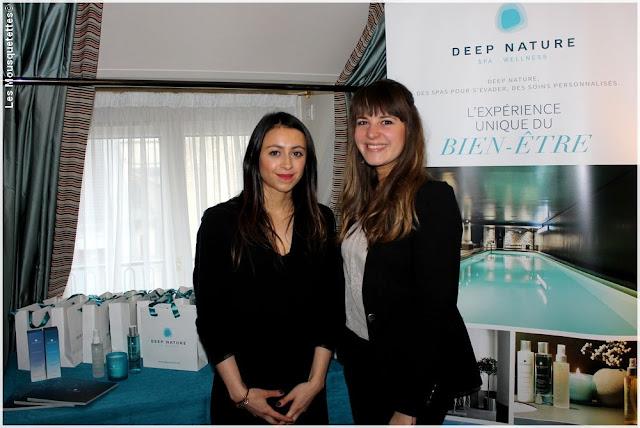 Deep Nature - Pré Césars 2017 - Blog beauté