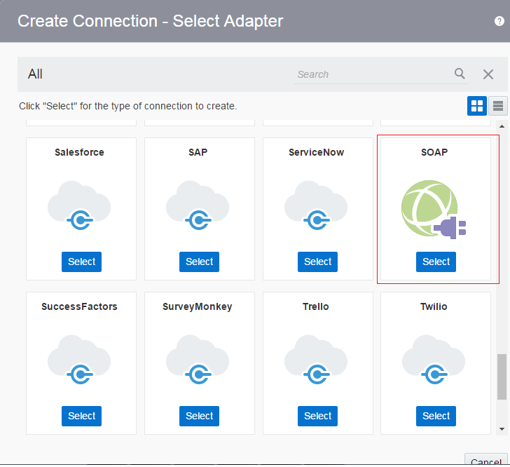 Ankur's blog: Create Connection using external WSDL in