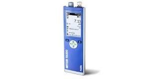 portable handheld pH redox meter instrument