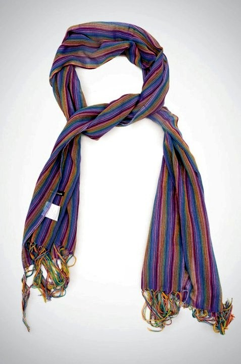Latest Winter Scarves Collection 2012-13 For Women ...
