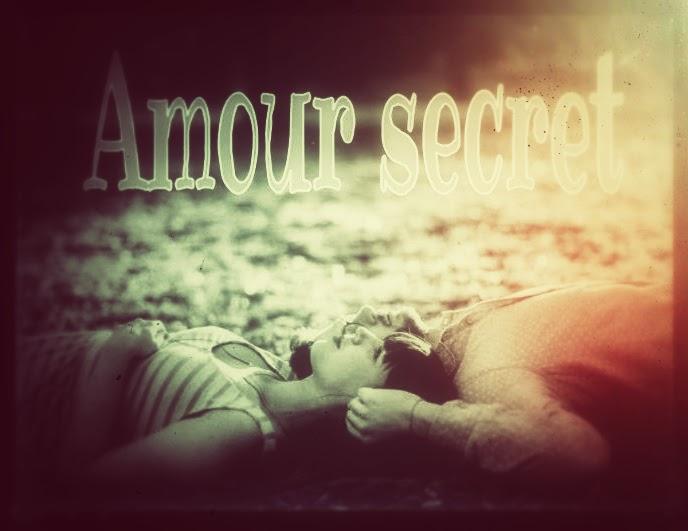 Photo d'un amour secret entre les amoureux