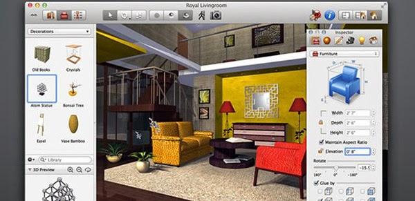 أفضل 9 برامج ومواقع لتصميم منزل أحلامك أو تغيير ديكور غرفتك أفكـــار بسيــــطة