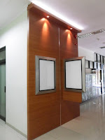 Jual Backdrop Dinding Kantor Terbaru 2017 - New Office Backdrop Panels