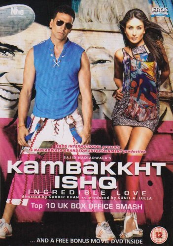 Kambakkht Ishq 2009 720p Hindi BRRip Full Movie Download extramovies.in , hollywood movie dual audio hindi dubbed 720p brrip bluray hd watch online download free full movie 1gb Kambakkht Ishq 2009 torrent english subtitles bollywood movies hindi movies dvdrip hdrip mkv full movie at extramovies.in