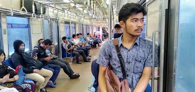 Cara Menuju Jatinegara Dari Tangerang Menggunakan Commuter Line