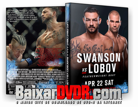 UFC Fight Night: Swanson vs. Lobov (2017) ISO