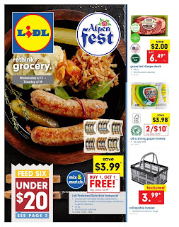 ⭐ Lidl Ad 6/19/19 ✅ Lidl Weekly Ad June 19 2019