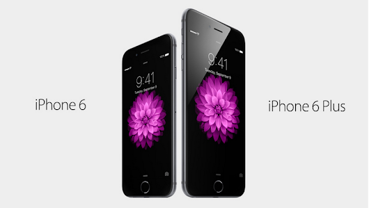 Apple Officially Unveiled The iPhone 6/6 Plus ~ T3chmuze