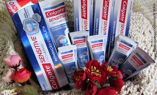 Creme Dental Colgate Sensitive Pró-Alívio