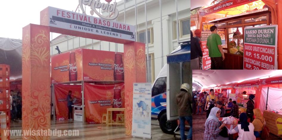 Festival Baso Juara 2016 Cikapundung Bandung