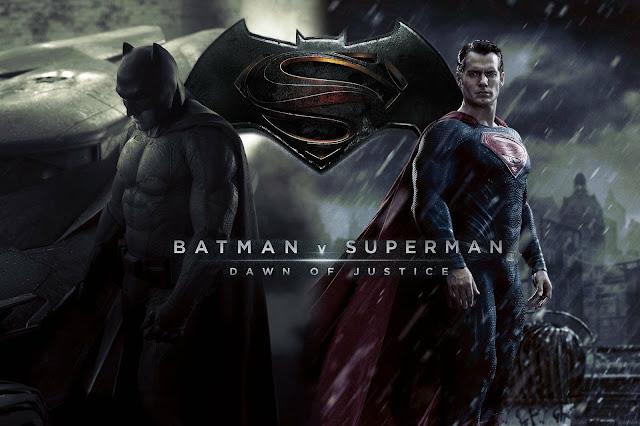Batman v Superman 2016 English Movie Download Free HD DVDrip