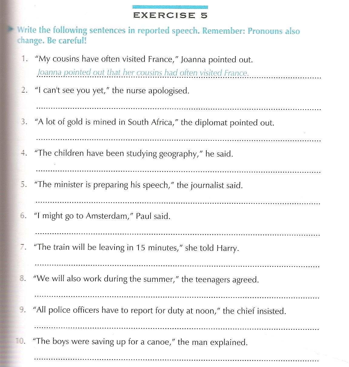 English Site Grammar