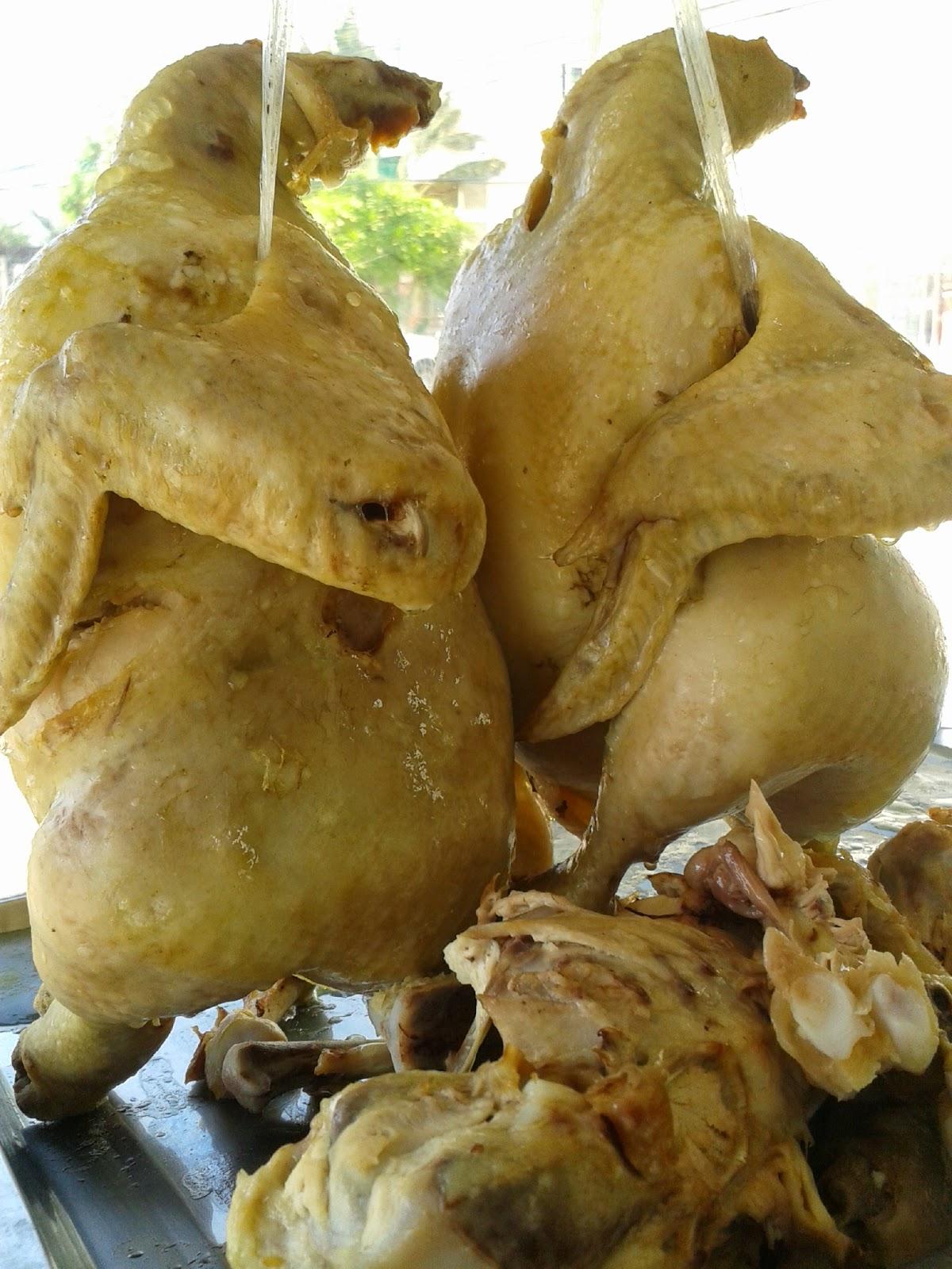 ข้าวมันไก่