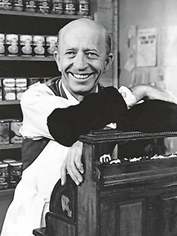 Farewell, Frank Cady 1915-2012 - The Tom Gulley Show