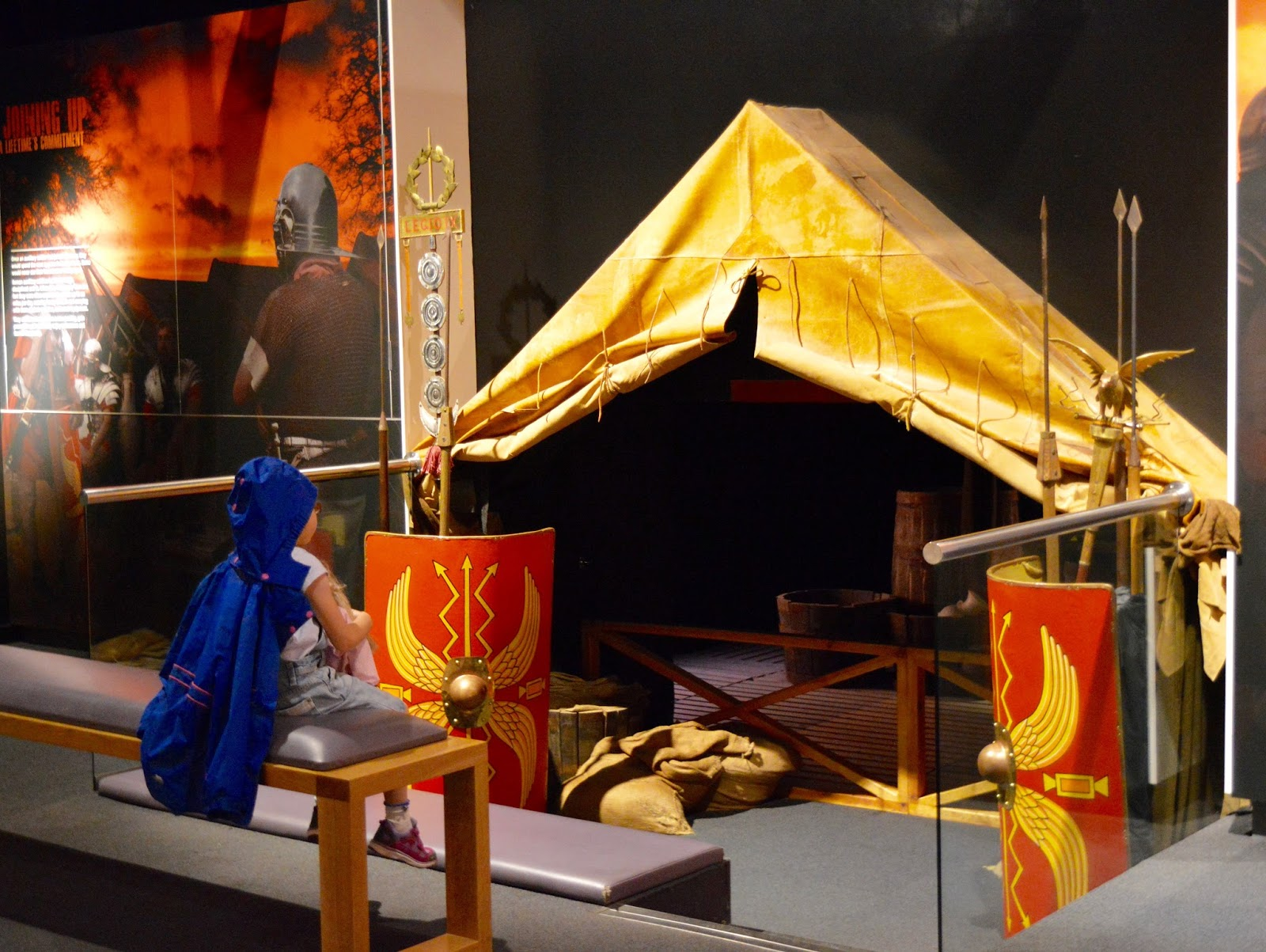 25 days out, events and things to do with kids in Northumberland National Park - Roman Army Museum