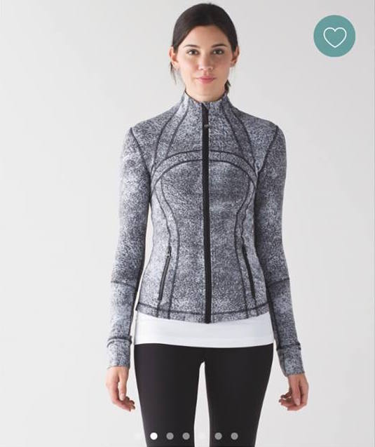 lululemon define spray-jacquard