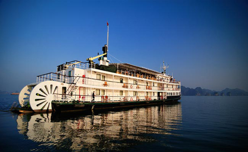Halong Emeraude Cruise - Halong Bay tours in 2015