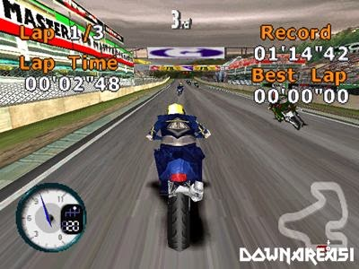 All Star Racing 2 PSX Game