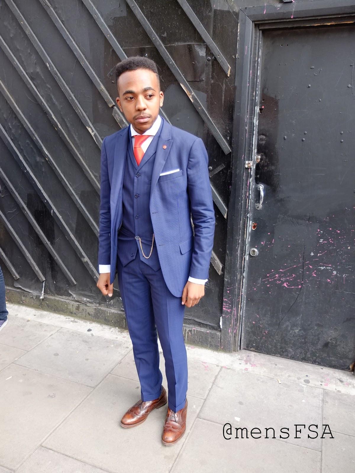 London Men S Fashion Week Spring 2017 Street Style: Men's Fashion & Style Aficionado: London Collections Men