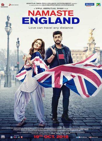 Namaste England 2018 Hindi Full Movie Download