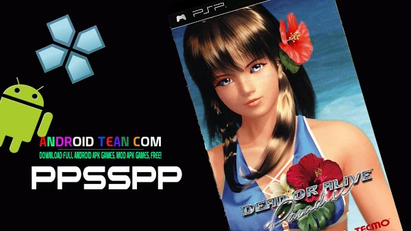 Dead Or Alive - Paradise ISO | PPSSPP Android
