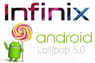 Android Lollipop 5.0 update coming to Infinix Phones this August