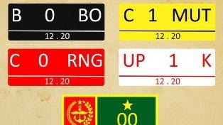 Mengenal Warna Plat Nomor Kendaraan yang Berlaku di Indonesia