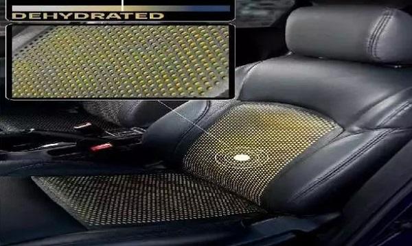 Nissan Mengembangkan Teknologi Pendeteksi Dehidrasi