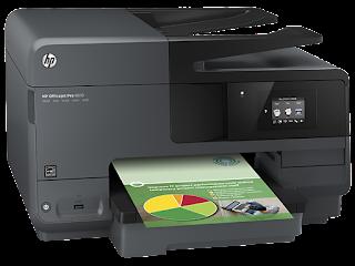 HP Officejet Pro 8610 Télécharger Pilote Pour Windows et Mac