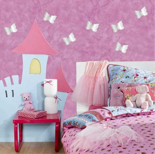 Butterfly Bedroom Decor