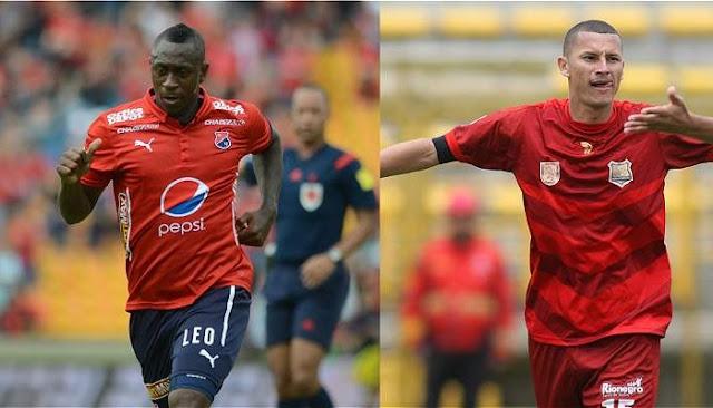 Rionegro Aguilas vs Medellin en vivo