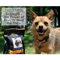 Review & Giveaway: TruDog®: The Power of Raw Without the Thaw