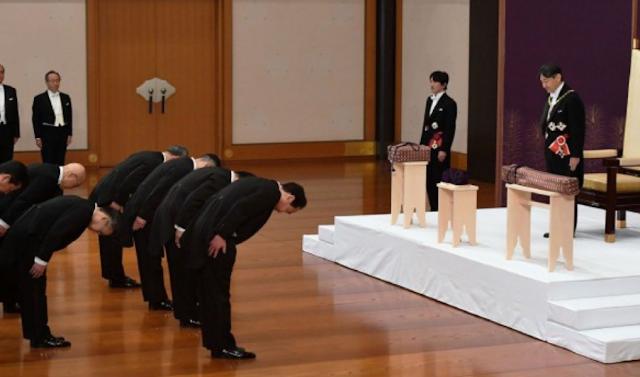 3 Harta Karun Jepang yang Muncul saat Kaisar Naruhito Naik Takhta Akhirnya Dijelaskan