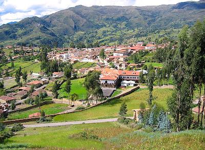 San Martín de Chacas