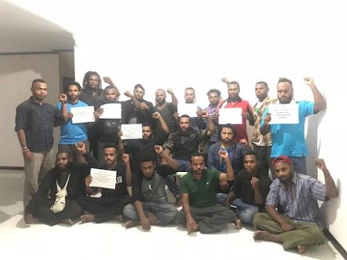Tolak Pembangunan Makodam, Ini Pernyataan Forum Pelajar dan Mahasiswa Lapago