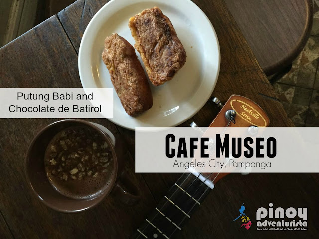 Cafe Museo Angeles City Pampanga