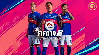 FIFA 19 MOD DLS Classic Android Offline 130 MB HD Graphics