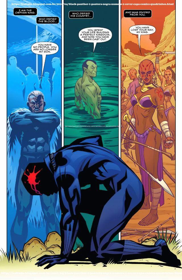 BLACK PANTHER #1 PANTERA NEGRA Número 1 By Ta-Nehisi Coates & Brian Stelfreeze - Desenhos Drawings Comics Revista em Quadrinhos - DECEPÇÃO