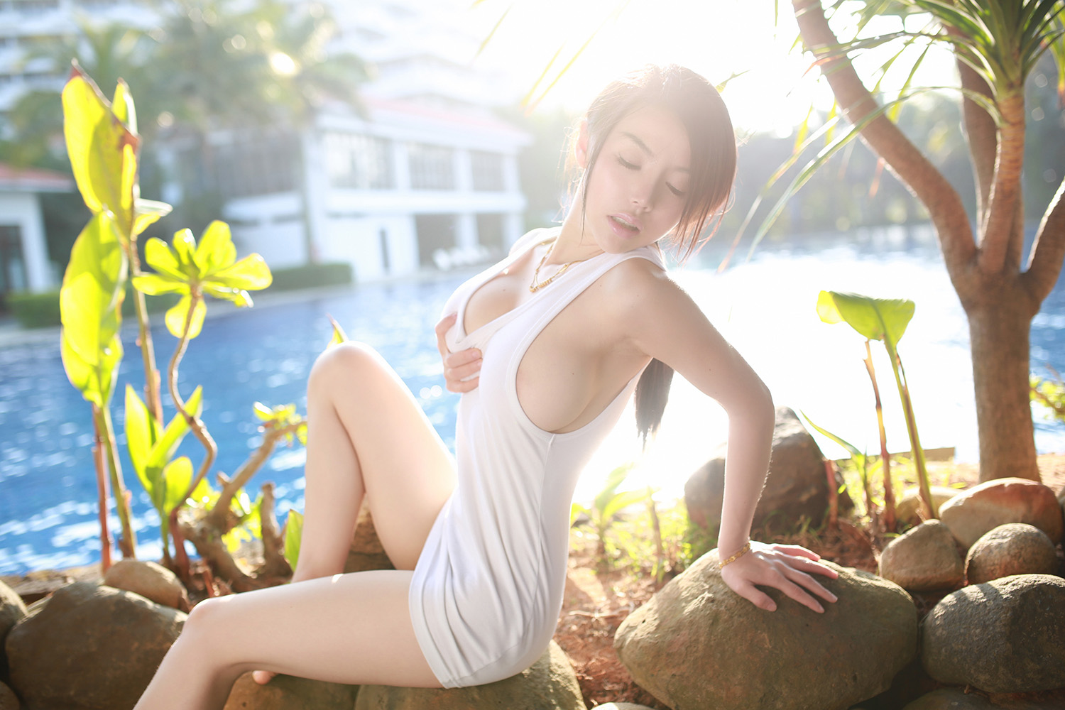 660A1616 - MYGIRL NO.27 Photo Nude Hot