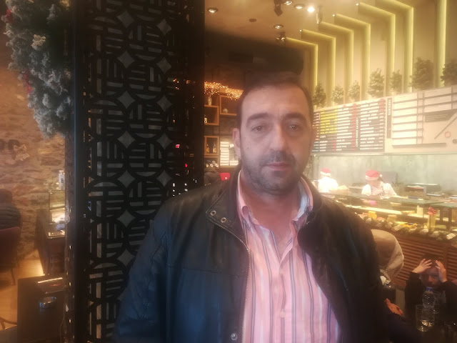 Θεόδωρος Λαφατζής: Γιατί θα είμαι υποψήφιος με τον Δ. Κωστούρο και την παράταξη «Ναύπλιο Επόμενη Μέρα»